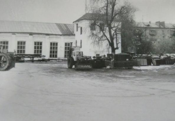 Історія створення Черкаського міського району електричних мереж